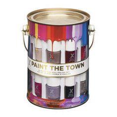 Paint The Town - Kit de mini vernis de Formula X sur Sephora.fr Parfumerie en ligne