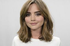 "Jenna Coleman Took Our ""Which Doctor Who Companion Are You"" Quiz! Click to se her Qs & A's & results!"