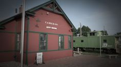 Cameron, Missouri Depot Museum