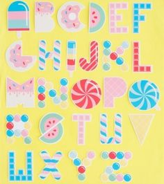 Manualidades para niños ¡aprender las letras!