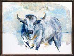 """toro    Toro """"Critalino"""" de Concha y Sierra."""