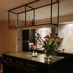 Condo Interior, Kitchen Interior, Kitchen Kit, Kitchen Pantry Design, Interior Inspiration, Diy Home Decor, Cool Kitchens, Sweet Home, House