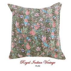 """16"""" Home Decor Pillow Case Handcrafted Cushion Cover PL52"""