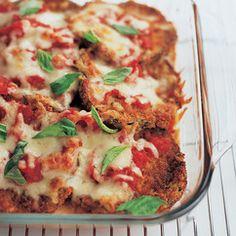 Eggplant Parmesan - Americas Test Kitchen Cooking School