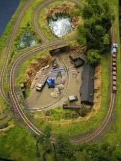 Escala Ho, Model Railway Track Plans, Ho Model Trains, N Scale Trains, Hobby Trains, Real Model, Model Train Layouts, Scale Models, Awkward