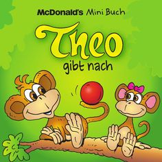 ISSUU - Theo gibt nach by McDonald's Switzerland Mcdonalds, Switzerland, Make It Simple, Projects To Try, Author, Writers