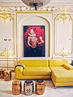 Apartement Paris 9e.