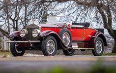 1928 Rolls-Royce Phantom I Special Roadster