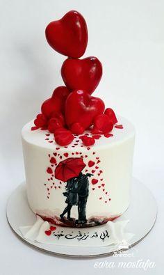 78 Best Anniversary Cakes Ideas Images Birthday Cakes Amazing