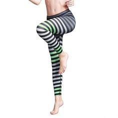 994d9e46998 Women High Elasticity Yoga Pants Digital Printed. Sports LeggingsPrinted ...