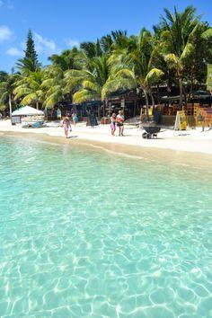 West Bay Beach - Roatan, Honduras