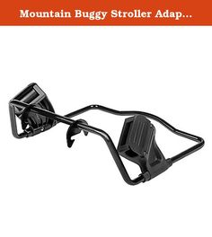 Mountain Buggy Stroller Adaptor for Graco SnugRide Classic Connect Infant Car Seats. Transform select Mountain Buggy strollers into complete travel systems with this handy infant car seat adaptor. Allows you to directly attach Graco SnugRide Classic Connect Infant Car Seats to the frame of the Urban Jungle, Terrain, or Plus One stroller.
