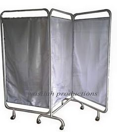 Bed Screen 2,3 Layar Stainless
