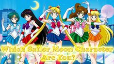 "Which ""Sailor Moon"" Character Are You? :: NGL, I was hoping for Sailor Jupiter, but I got Tuxedo Mask. I'm okay with this though. He' hot. ...I mean, what? ::"