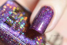 F.U.N Lacquer - New Year 2016 Collection - GLORY