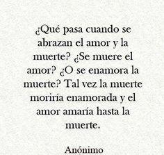 Quote,Spanish,life & death.