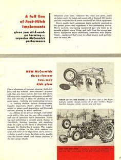 FARMALL 350 Brochure