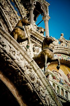 Horses of St. Mark | Flickr - Photo Sharing!