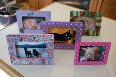 decorating picture frames - Google Search