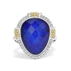 LAGOS Caviar Rings | Designer Diamond & Gemstone Rings for Women