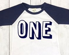 Birthday Boy Shirt Boys 1st Personalized Number Party