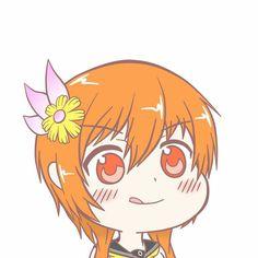 Kawaii Chibi, Anime Chibi, Kawaii Anime, Anime Art, Nisekoi, Best Waifu, Cool Cartoons, Manga, Cute Art