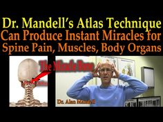 Tight Painful Traps Gone in Seconds / Quick Upper Back & Neck Pain Relief - Dr Mandell - YouTube