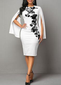 Damenkleid aus Spitze Lotus Instyle