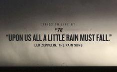 zeppelin. one of my favorite lyrics
