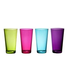 Look at this Solar Rainbow Glass Set on #zulily today!