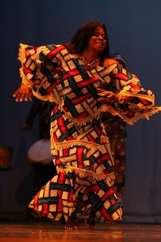 She has that signature Guinea forward roll. Mouminatou Camara is one of the most spectacular dancers from the renowned Les Ballet of Guinea. She'll bring her stylings to the 19th Annual Florida African Dance Festival June 9 – 11 in Tallahassee.  Meet her and many other highlighted guest artists at this year's conference! Go to fadf.org for all of the details. #FADF2016 #AfricanDance #AfricanDrum #Africa