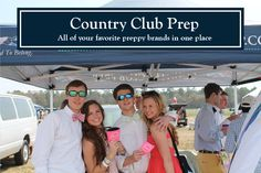Country Club Prep offers all of your favorite preppy brands in one place, plus FREE SHIPPING and other rewards!