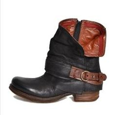 ddbb5d70def31 Women Ankle Motorcycle Boots Girl Boots, Women's Boots, Flat Boots, Cowboy  Boots,