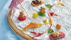 Rainbow and Pot of Gold Cookies recipe from Betty Crocker Heidi Klum, Fun Desserts, Dessert Recipes, Party Recipes, Delicious Desserts, Yummy Treats, Sweet Treats, Dessert Pizza, Best Cookie Recipes