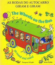 The Wheels on the Bus (Arabic - English)