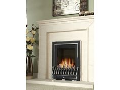 With its ultra slim design, the Kinder Nevada slimline gas fire will fit beautifully into almost any fireplace. With the natural ambient glow of real-effect coals and flames, this slimline gas fire will suit your lifestyle and your home perfectly. Flueless Gas Fires, Gas And Electric, Living Environment, Stoke On Trent, Nevada, Contemporary, Fireplaces, Glow, Suit