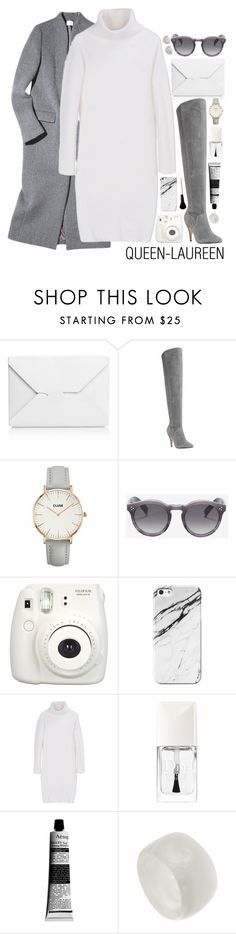 """""""BLACK FRIYAY"""" by queen-laureen ❤ liked on Polyvore featuring J.W. Anderson, Dune, Illesteva, DKNY, Christian Dior, Aesop, Dinosaur Designs and Whistles"""