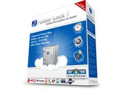 Folder Lock 7.6.9 Full le permite proteger archivos, carpetas con contraseña en cuestión de segundos limita los ojos no deseados de ver sus archivos