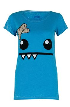Look at that adorable face! So So Happy Ozzie Burnout Women's T-Shirt, only £21.99