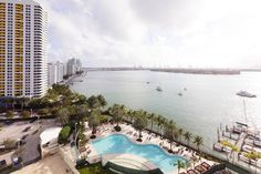 mai 2020 - Helt hjem/leilighet til 1123 kr. Located at Flamingo Condo with the beautiful Miami bay view, a two bedrooms two bathrooms apartment super well equipped!