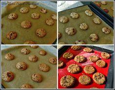 Mit Zucker, Salz & Bauchgefühl: Kinder in der Küche: Chocolate-Chip-Cookies