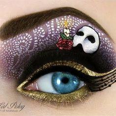 The Phantom Of The Opera OMG!!!!!!!!!!!!!!!!!!!!!!!!!!!!! That's so cool!!!!!