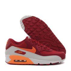 Nike Air Max 90 - Team Red / Total Orange