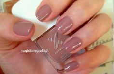 Maybe Its Megan Leigh: Sephora 'Formula X' nail polish in the shade 'Impeccable'
