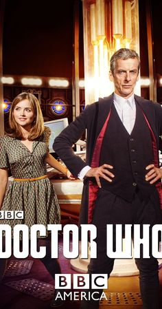 Doctor Who (TV Series 2005– ) Good writing. Adorable cast. This is the type of sci-fi show I was surprised to fall in love with.