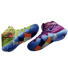 watch dcdc3 efa75 AA2897-900 Nike Kyrie 4 GS Confetti   KicksCrew   Shop and Buy it Now!!