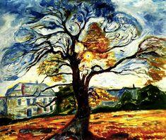 The Oak Edvard Munch - 1906 More
