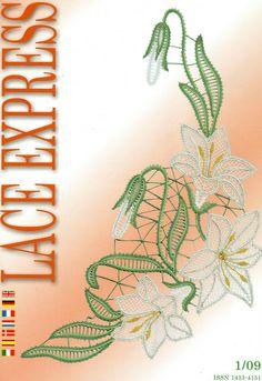 Album Archive - Revistas Lace Express y Irish Crochet Patterns, Bobbin Lace Patterns, Loom Patterns, Hairpin Lace Crochet, Form Crochet, Crochet Motif, Lace Flowers, Crochet Flowers, Romanian Lace