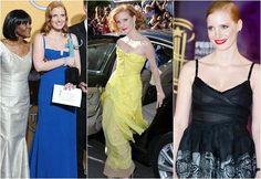 Jessica Chastain, la pelirroja en Hollywood