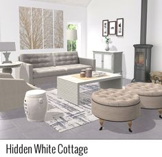 •hidden white cottage• @designhome #homedecor #homedecoration #interiordesign #interiordesigner #interiordecoration #interiordecorator #designhome #mibevents